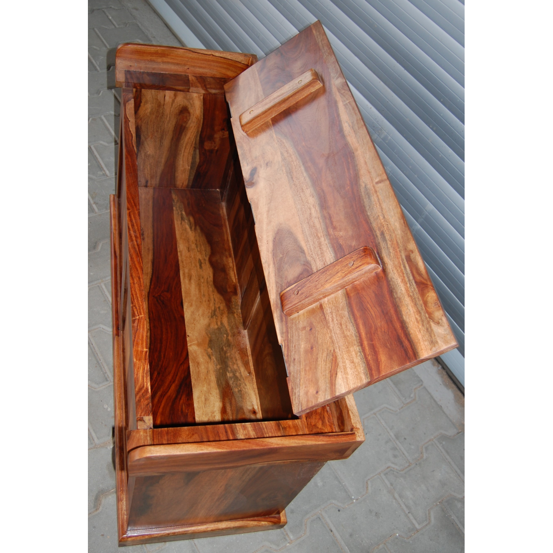 Truhlice Ramiress 105x60x40 z indického masivu palisandr