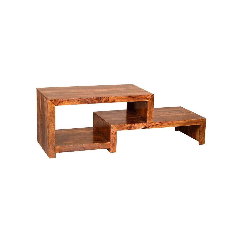 TV stolek Tarcata 120x45x45 z indického masivu palisandr
